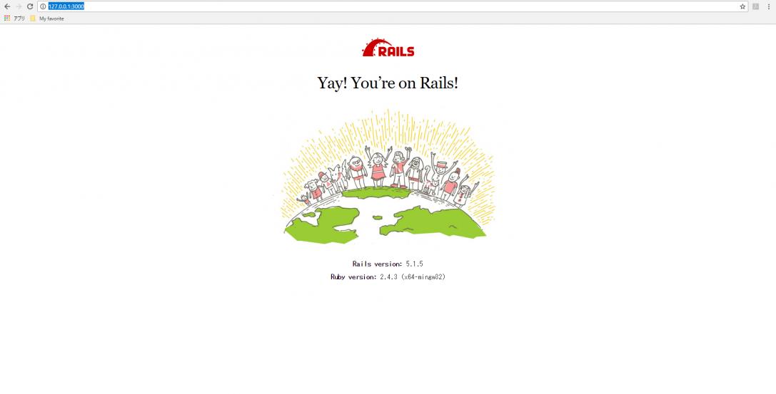 Ruby on Rails(初心者向け)