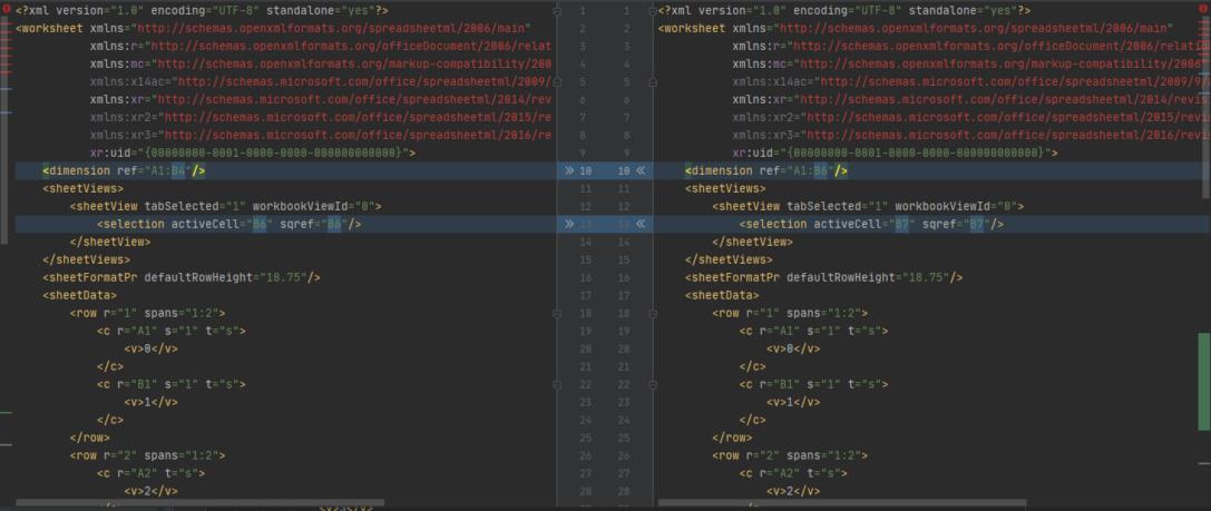 Excelファイル操作をプログラミングする前に、まずはxlsxをzipに変えて内部構造を見てみよう
